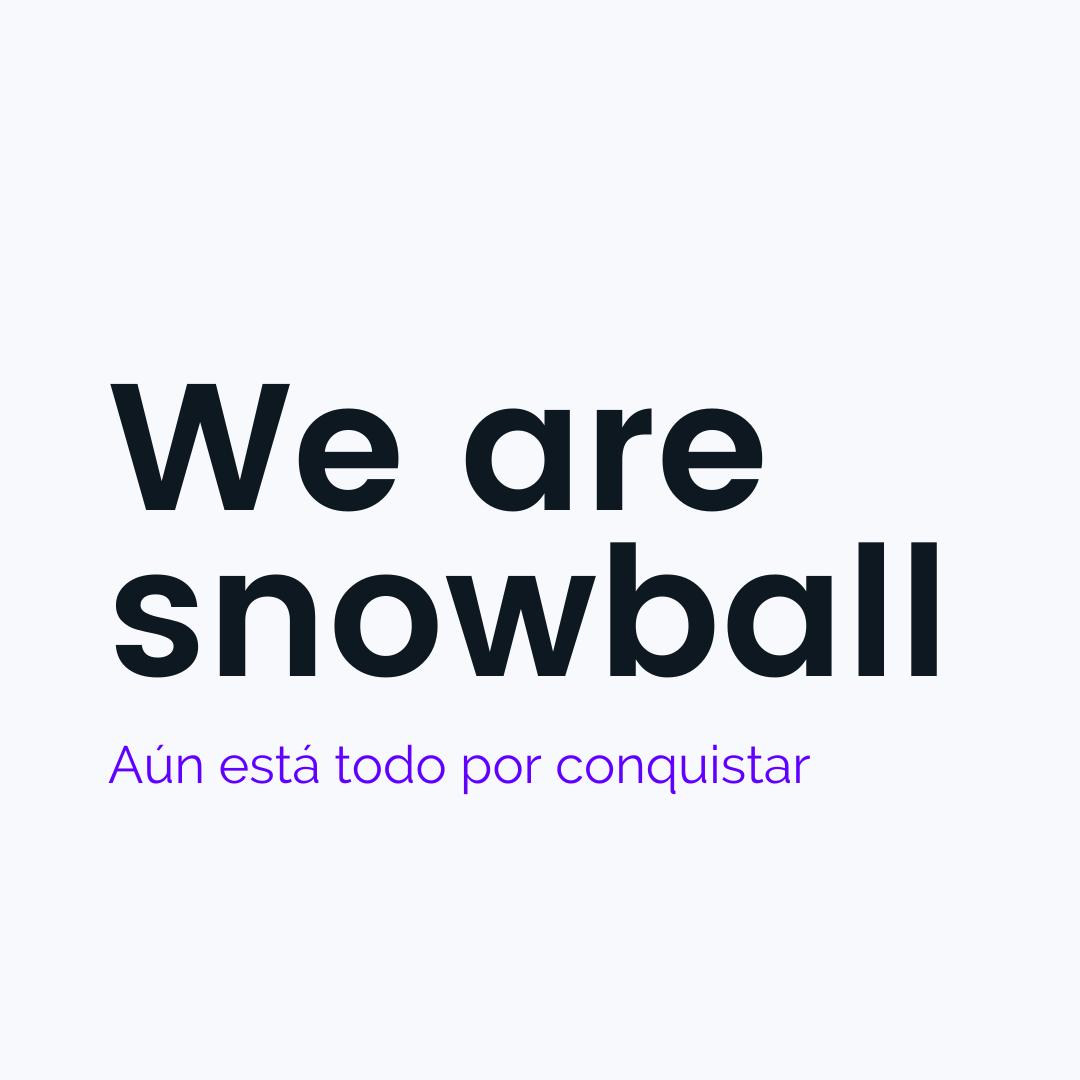 agencia growth hacking snowball